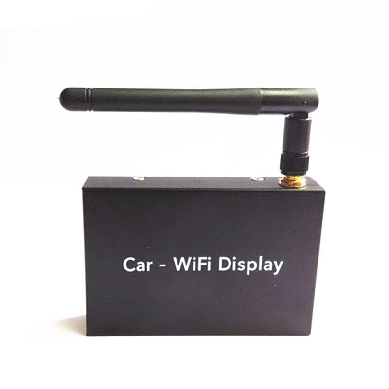 Pour IOS10 voiture WiFi affichage WIFI miroir boîte miroir lien pour voiture et maison vidéo Audio Miracast DLNA Airplay écran Mirroringpvt898