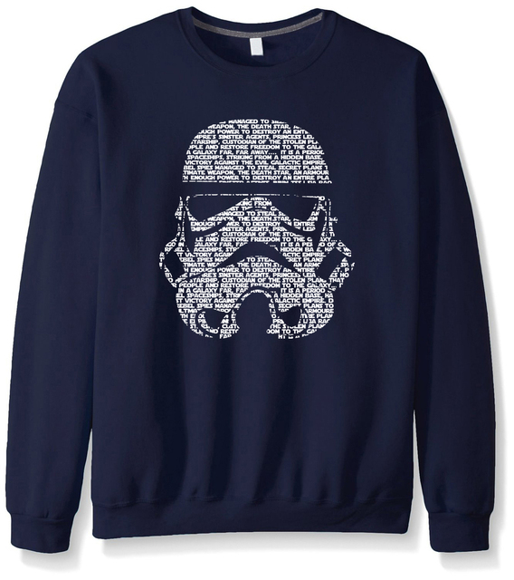 Star Wars Stormtrooper Letter sweatshirt