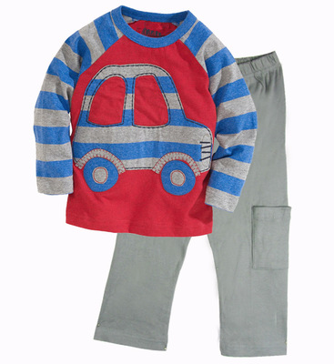 Boys Clothes Sets Tracksuits Baby suits Long Sleeve T Shirt Pants home clothes sets DISCOUNT SALE