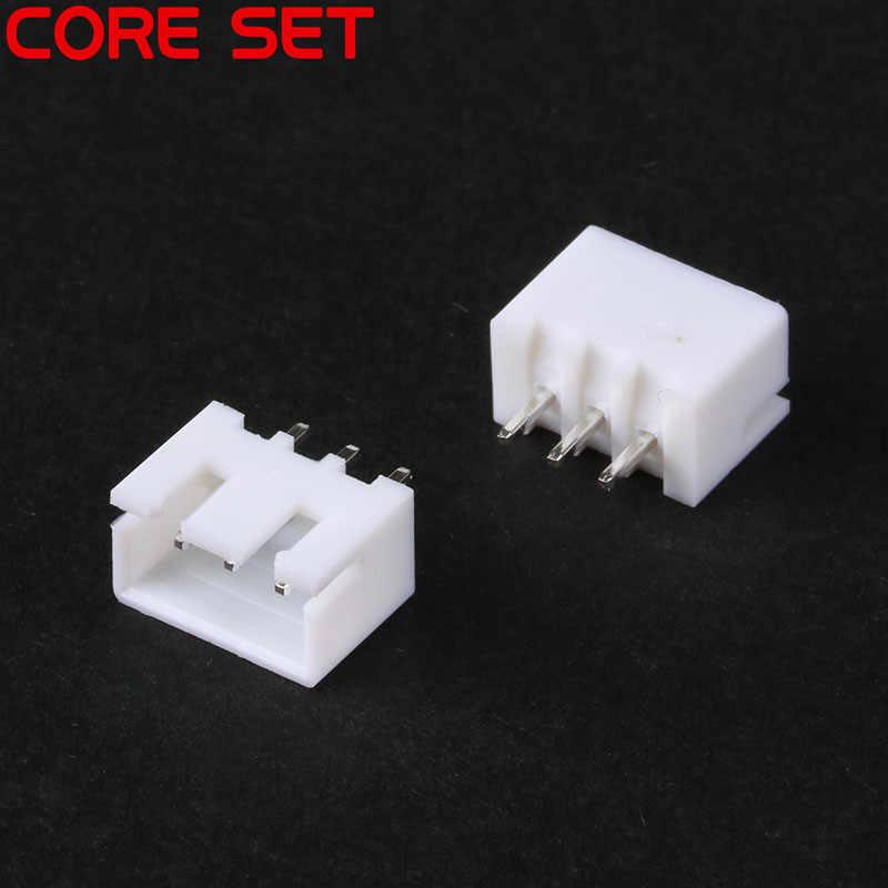 50 PCS/Lot XH2.54 connecteur d'en-tête de broche 2 P 3 P 4 P 5 P 6 P 7 P 8 P 9 P 10 P 11 P 12 P 13 P 14 P 16 P 2.54mm pas XH pour PCB