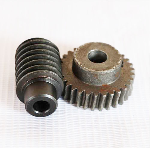 цена на 1.25M-40T reduction ratio:1:40 steel worm gear Reducer transmission parts -gear hole:10mm rod hole:10mm
