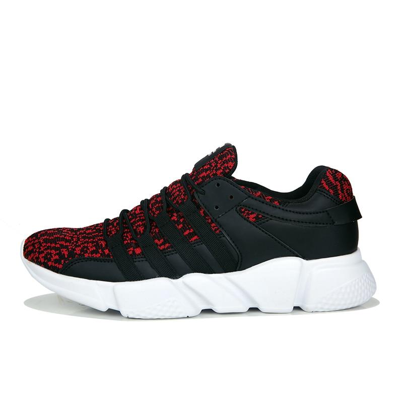 Bernapas Pria Sepatu Lari Nyaman Luar Ruangan Olahraga Berjalan Sepatu Pria  Sneakers Zapatillas Deportivas Hombre Ukuran a8490d8b1e