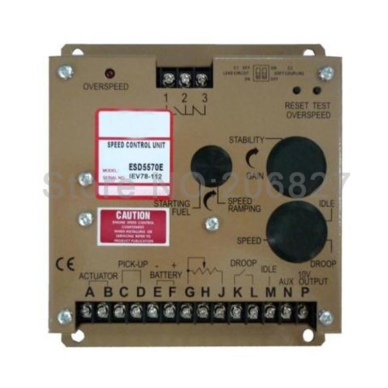 ESD5570 Speed Controller ESD5570E