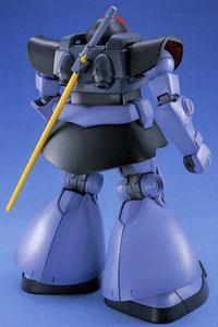 Image 3 - バンダイ1/100 mg 021 ms 09組み立てるdom機動戦士アクションフィギュアモデルキットおもちゃ