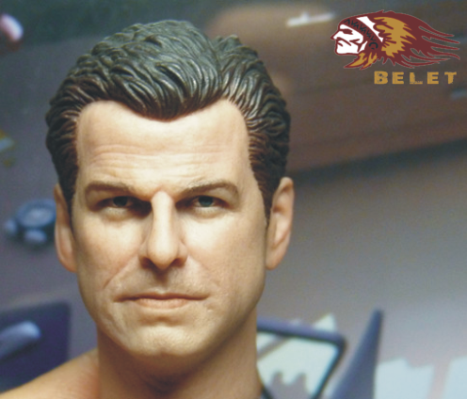 1:6 scale male Figure accessories 007 Pierce Brosnan head shape carved for 12 Action figure doll,not include body and clothes 1 6 scale figure doll head shape for 12 action figure doll accessories iron man 2 whiplash mickey rourke male head carved