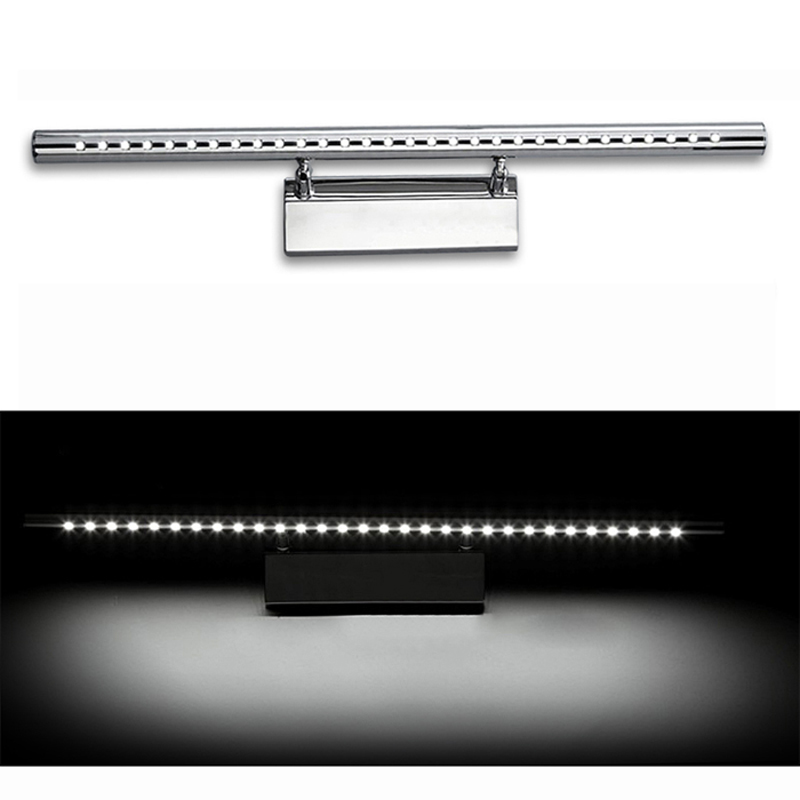 7W Led SMD 5050 Bathroom LED Make-up Wall Cabinet Mirror Picture Light / Picture Light - Cool White7W Led SMD 5050 Bathroom LED Make-up Wall Cabinet Mirror Picture Light / Picture Light - Cool White