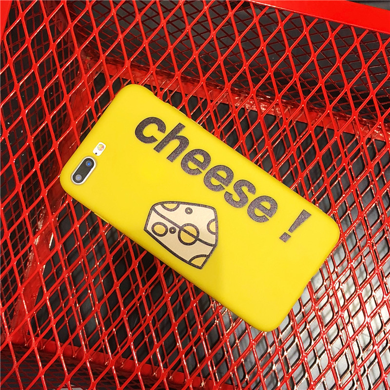 coque iphone 6 cheese