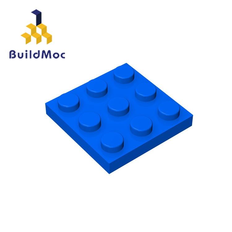 BuildMOC Compatible Assembles Particles 11212 3x3 For Building Blocks DIY LOGO Educational High-Tech Spare Toys