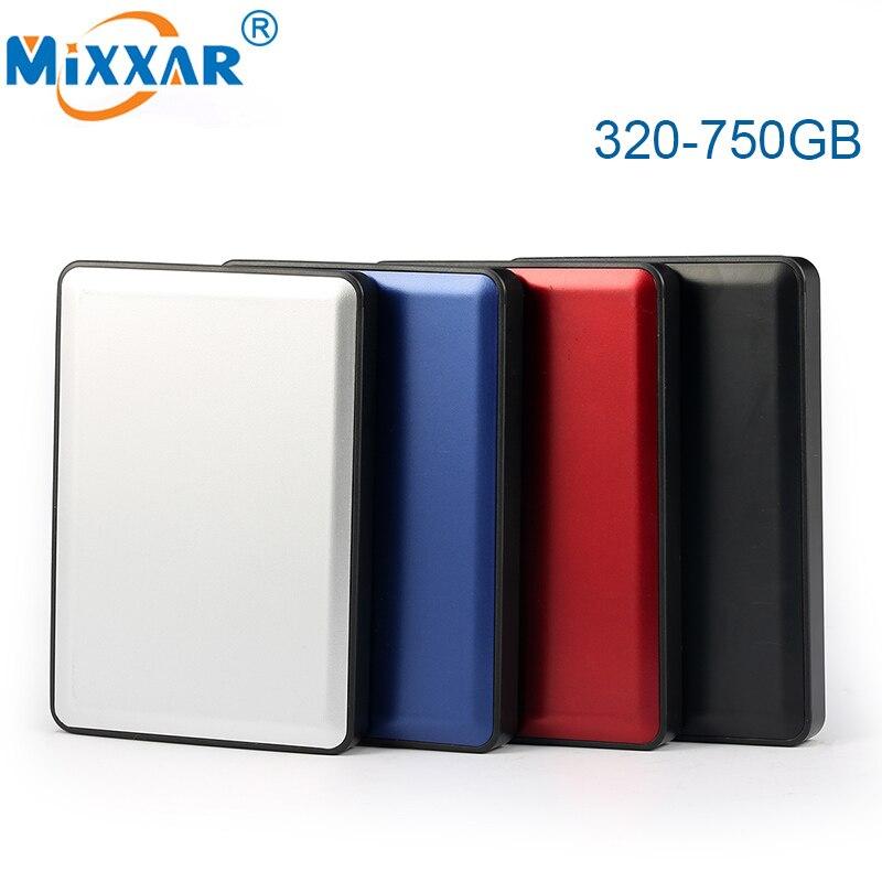 Prix pour ZK10 Externe Disque Dur 320 GB 500 GB 750 GB HDD USB 3.0 Externe Disco HDD Disque Périphériques De Stockage Portable de bureau Disque Dur