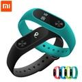 Xiaomi Mi Группа 2 MiBand 2 Умный Браслет Браслет Фитнес Tracker Heart Rate Monitor Fitbit OLED Дисплей IP67 Смарт-Браслеты