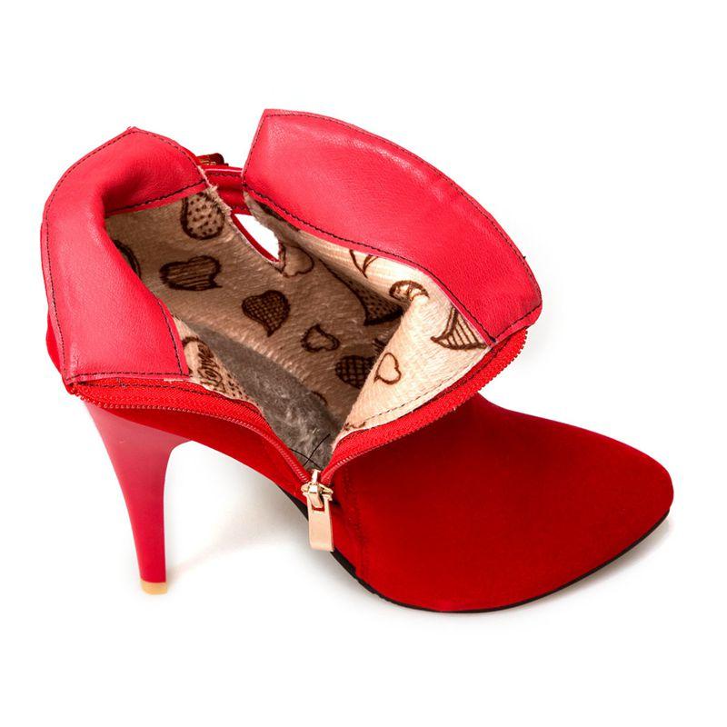 Grande Bout Pointu Sexy Printemps Taille Chaussures Haute 3 Femmes bleu rouge Automne Bottines Dames Noce Hiver 50 33 2 Talons De Pompes Mode Noir SS80r