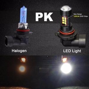 Image 5 - 2 Stuks Canbus H8 H11 HB3 9005 HB4 9006 Auto Mistlampen Led Auto Lichten 1200LM 6000K Geen Fout led lampen Driving Lamp Wit 12V