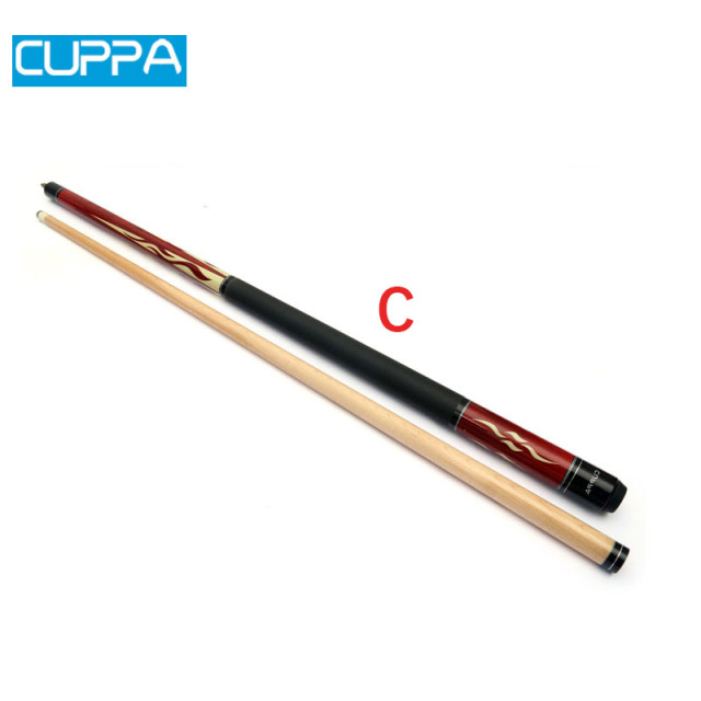 Cuppa HS Pool Cue Stick 13mm/11.5mm/10.5mm/ 8