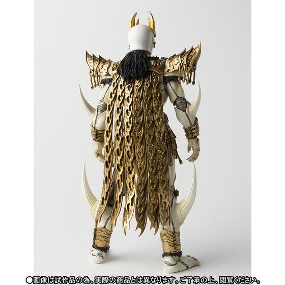 Brettyangel-véritable Bandai Tamashii Nations S. H. Figuarts cavalier masqué exclusif Kuuga N. Daguva. Zeba figurine d'action - 4