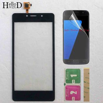 5'' Mobile Touch Screen TouchScreen For Leagoo Power 2 Touch Screen Digitizer Glass Repair Protector Film dhl ems 2 sets 1pc hakko touch screen glass v606it new