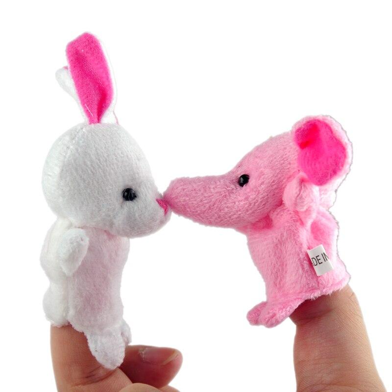 10-pcslot-christmas-mini-plush-baby-toy-animal-family-finger-puppets-set-fish-australia-princess-bug-boys-girls-finger-puppets-1