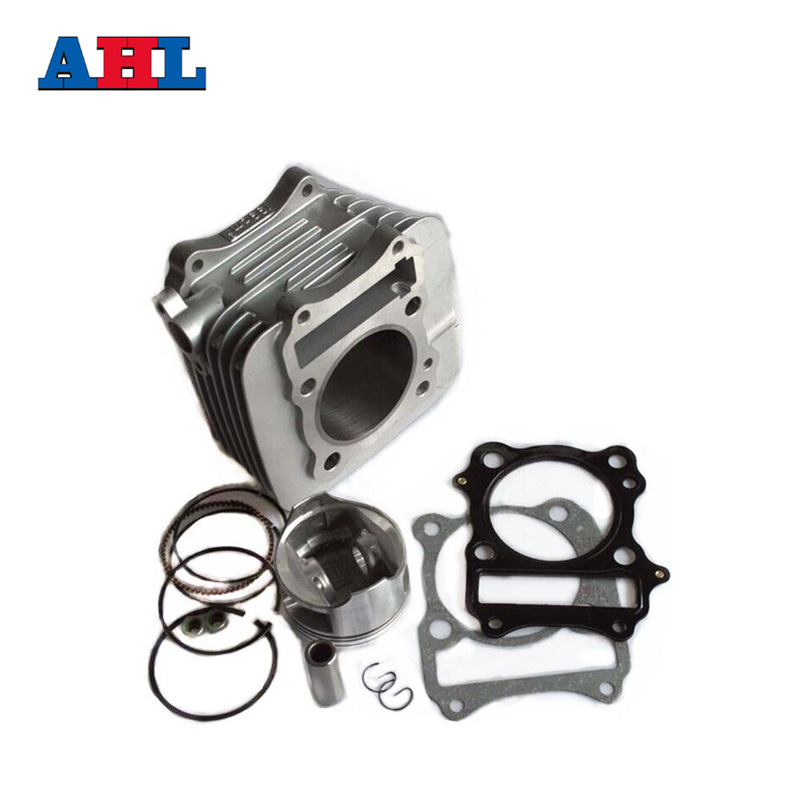 все цены на Motorcycle Engine Parts For SUZUKI DR200 SE DF200 1996-2009 VANVAN200 VAN VAN 200 , air cylinder block & piston kit & gasket kit онлайн