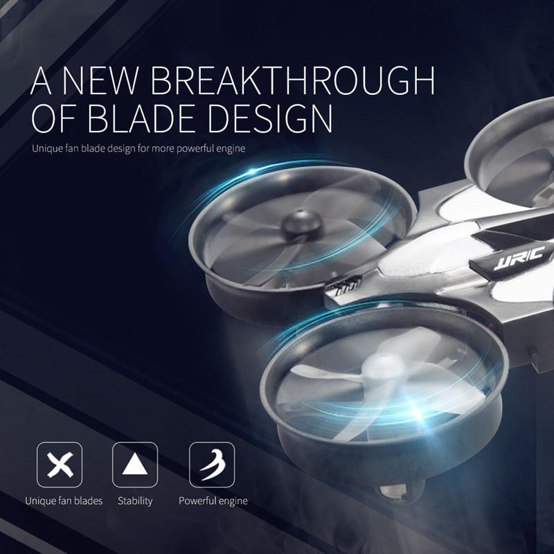 Upslon H36 Nano Dron Drone Pocket Quadcopter Quadrocopter Professional Drones Helicopter Remote Control Toys Nano 2