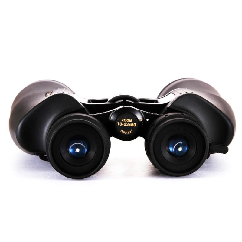 プロの軍事ズーム双眼鏡 10 22x50 狩猟望遠鏡 Bak4 プリズム Hd ポータブル Lll ナイトビジョン双眼鏡キャンプ  グループ上の スポーツ & エンターテイメント からの 単眼鏡 / 双眼鏡 の中 2