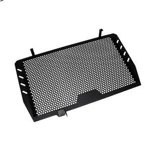 Image 3 - Motorcycle Radiator Guard Grille Protector Cover For Ducati Multistrada 1200 2014 2015 2016 Multistrada 1200S  2017 2018