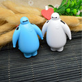 10pcs/lot Big Hero 6 Baymax Mini MP3 Music Player With Micro TF/SD Card Slot Without Accessories