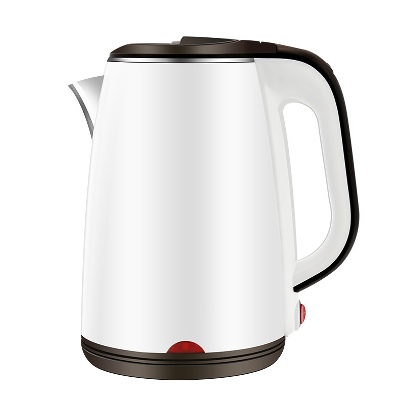 NEW Electric kettle 304 stainless steel dormitory household insulation automatic power cut off fast цена
