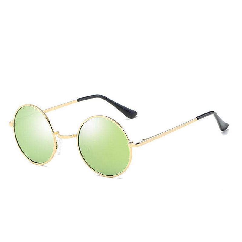 HTB1j8MlaJLO8KJjSZPcq6yV0FXaW - FREE SHIPPING Polarized sunglasses vintage sunglass round sunglasses Black Lens JKP412