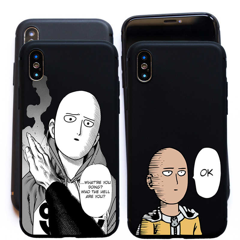 coque one punch man iphone 6