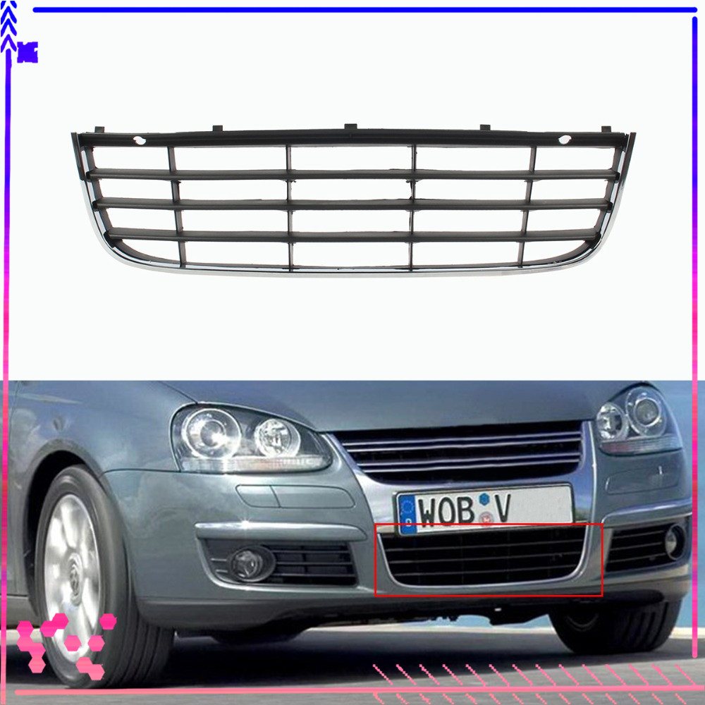 New Painted To Match Front Center Grill Grille Molding For 2010-2012 Ford Fusion