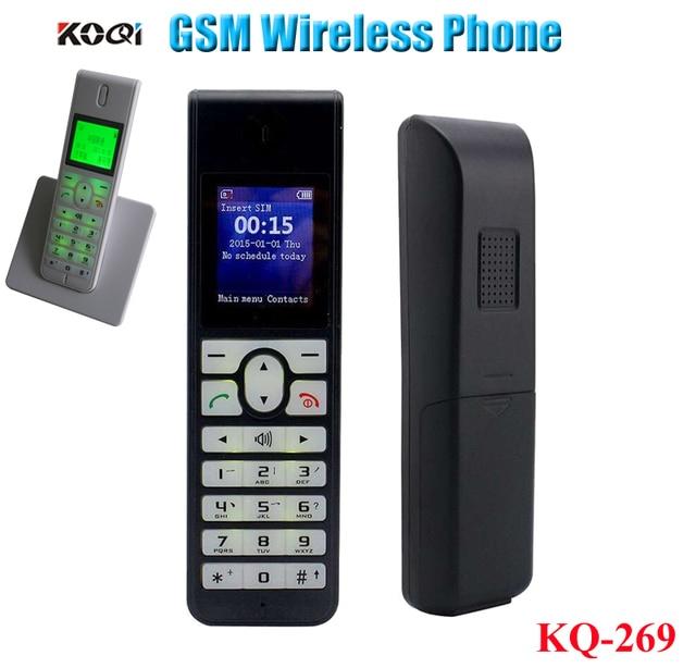 新しいsimカード多機能ワイヤレス電話gsm candybar受話器コードレス電話固定