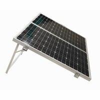 UK stock 120W Foldable Solar Panel Ideal for Caravan Includes Regulator complete kit