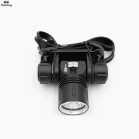Super Brightness XML-L2 LED Light  Diving Headlamp Tactical Underwater 100M Waterproof  Magnetron Dimming 18650 Hunting search