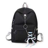 2018 new shoulder bag high school junior high school student Korean version  schoolbag female fashion trend 43e2c3f7f7