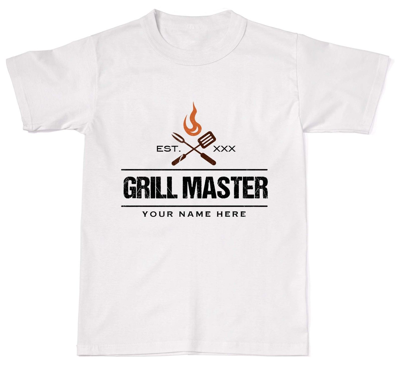 Master of the Shed black T-Shirt