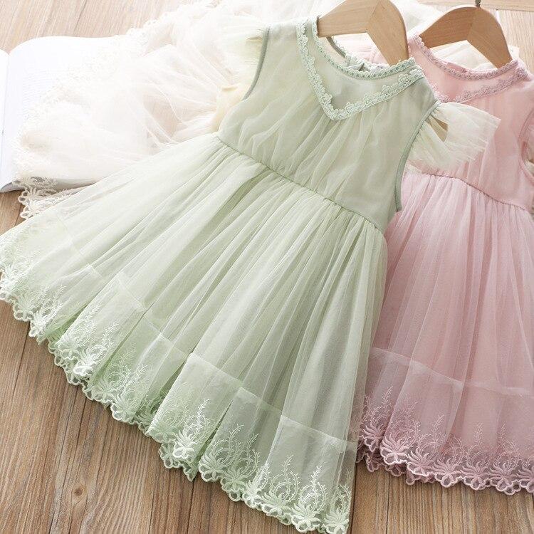 fff34922ca93553 5 шт., От 2 до 6 лет, Детские платья для девочек, модное платье ...