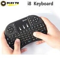 Russian Rii Mini I8 Fly Mouse Multi Media Remote Control Keyboard For TV BOX Mini PC