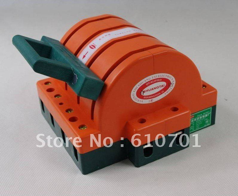 Heavy Duty 4Poles Double Throw 4PDT 60A Safety Knife Blade Disconnect Switches дырокол deli heavy duty e0130