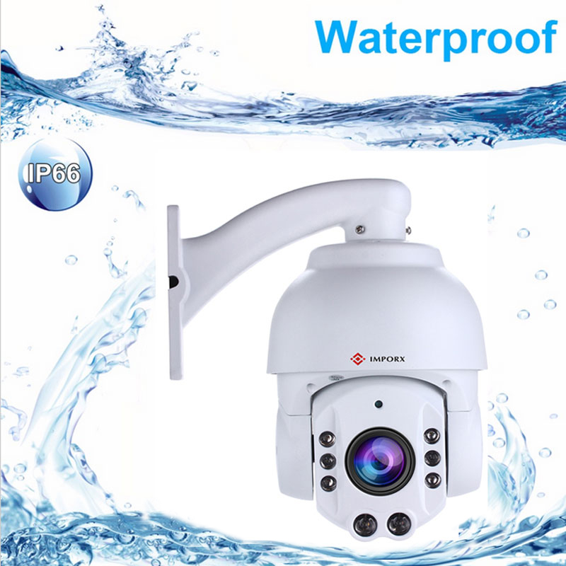 HD Outdoor Waterproof Ip66 4.7-94mm 20x Optical Zoom Onvif P2p Cctv 1080P 4 Inch Mini High Speed Dome PTZ Ip Camera 7 inch 2mp ip ptz camera ir 100m 20x outdoor optical zoom outdoor waterproof ip66 1080p ip speed dome camera support onvif