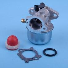LETAOSK Carburetor Carb With Gasket Kit Fit For Briggs & Stratton 498170 799868 Craftsman 625