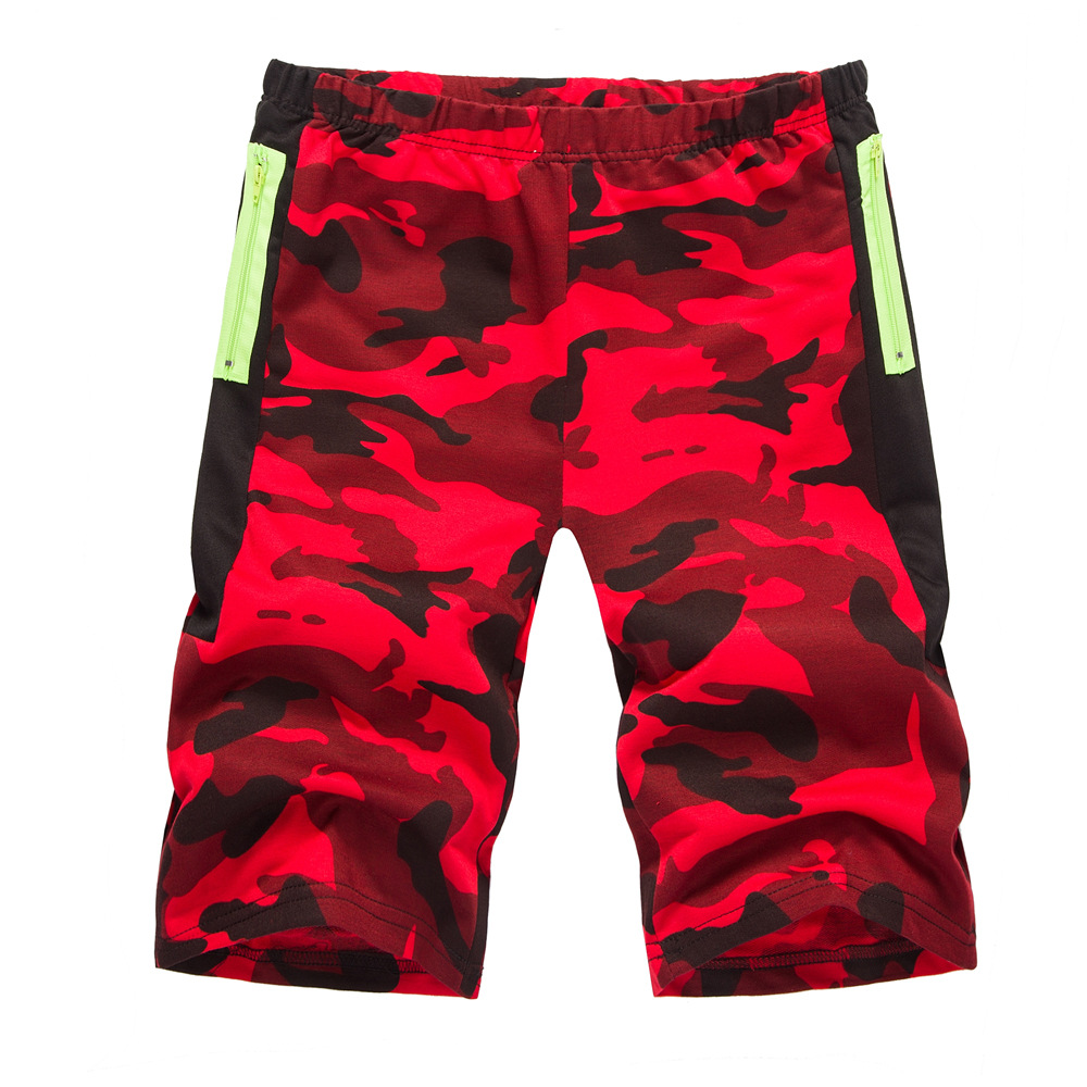 New 2018 European and American Wind 2018 mens shorts fast camouflage mens shorts F189