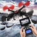 Profissional V686G Wltoys Quadcopters FPV RC Drones Com Câmera de 2MP HD Zangão Voando Helicóptero de controle Remoto bateria com2