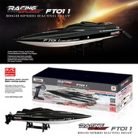 Feilun FT011 65CM Brushless Water Cooling High Speed Racing Boat RTR 2.4GHz