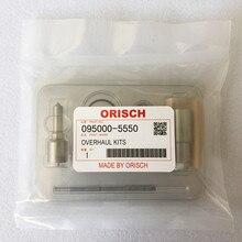 Комплекты для ремонта хорошего качества, включая клапан DLLA150P866, 04 #, для 095000 5550,3380045700