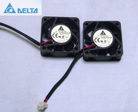 7c9b24fc805 ⓪Delta AFB0424HB 4 cm 40 40 20mm DC24V 0.12A AFB0424SHB DC24V 0.18A ...