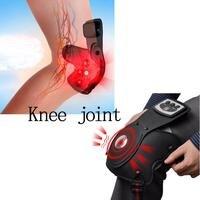 Draagbare Stimulator Infrarood Fysiotherapie Knieën Auto Kneepad Gezondheidszorg