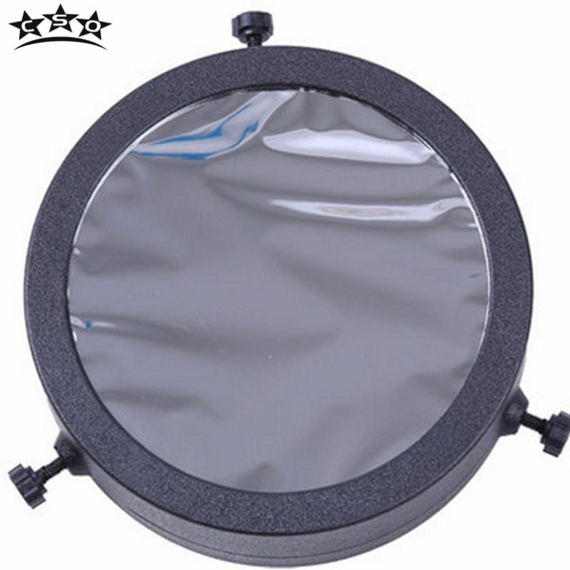 Adjustable 60 90mm Diameter Telescope Bard Film Solar Baader Filter Cover FOR Celestron 80EQ 70AZ 70EQ