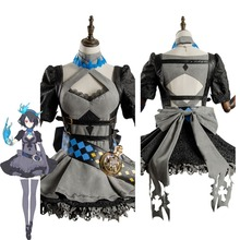 Juego SINoALICE Alice Cosplay disfraz Halloween carnaval Lolita vestido 1e93f576cde1