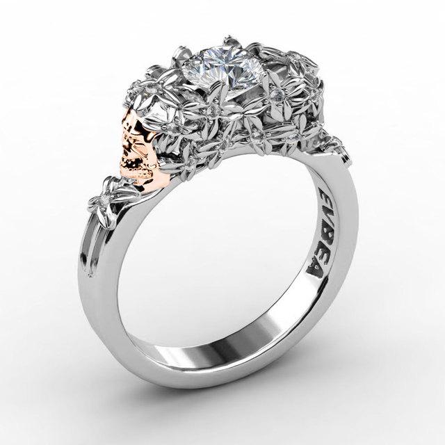 Champion Skull Ring