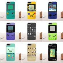 Bixedx Rubber Soft TPU Phone Case Cover Shell Gameboy Boy Game For Apple iPhone 4 4S 5 5C SE 6 6S 7 8 Plus X(China)