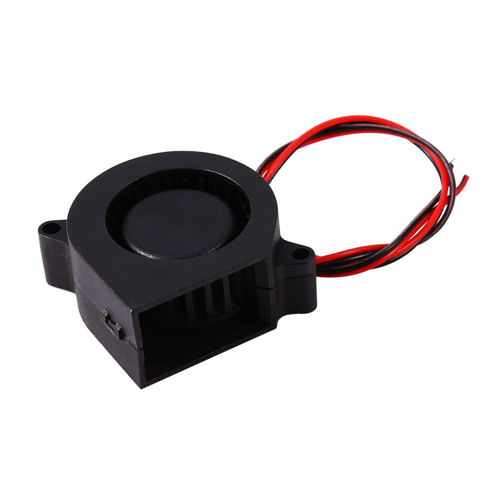 12V DC Cooling Air Fan Printer Accessories for 3D Print Hotend Extruder Air Blower
